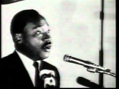 Martin Luther King, Jr. - Injustice Anywhere Is a Threat to Justice Everywhere