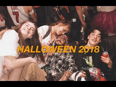 Halloween Party.