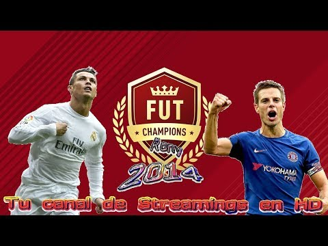 FIFA 18 FUT CHAMPIONS PARTIDOS EN DIRECTO