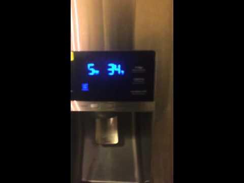 how to change filter on samsung fridge freezer
