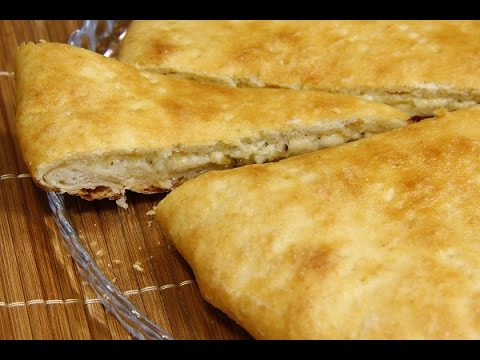 сырный пирог простой рецепт