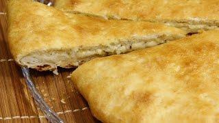 Сырный пирог.Пирог с сыром.Пирог проще простого.