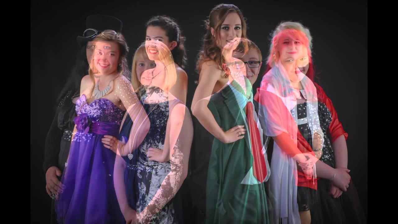 PromPix Pershore High School Prom 2014 - YouTube