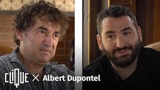 Clique x Albert Dupontel