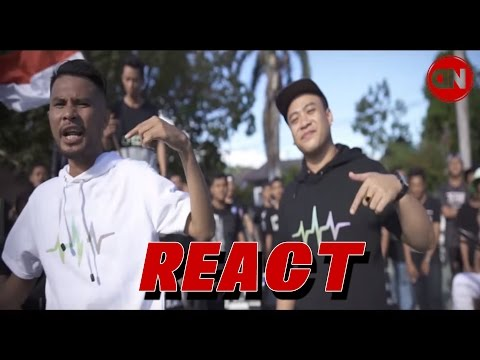 REACT - ECKO SHOW - Pikir Lagi [Music Video] (ft. JUNIOR KEY x EIZY x ANJAR OX'S)