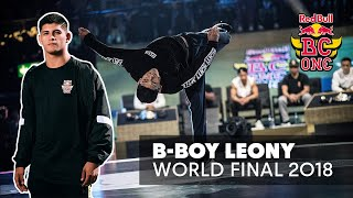 Leony Battle Compilation | Red Bull BC One World Final 2018
