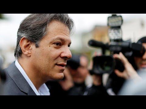 Lula desiste da corrida à presidência e anuncia Haddad como substituto