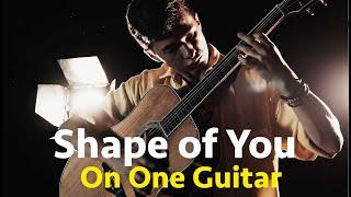Shape of You - Marcin Patrzalek (Ed Sheeran) - Fingerstyle Acoustic Guitar