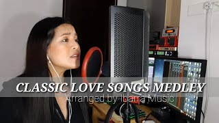 CLASSIC LOVE SONGS MEDLEY    AILA SANTOS