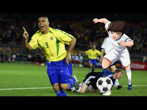 Captain Tsubasa's Intro But It Is The Actual 2002 World Cup (Dragon Screamer)