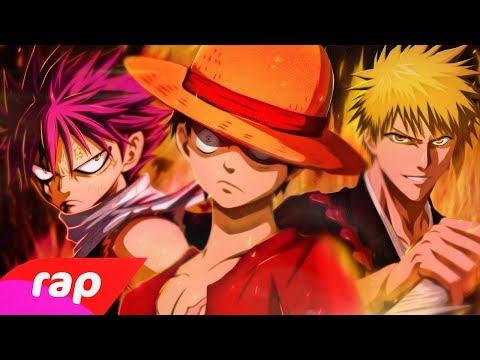 7 Minutoz Rap Do Luffy Natsu E Ichigo E Isso Que Me Faz Um