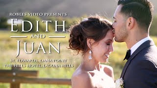 Edith Torres & Juan Carlos Gutierrez - Catholic Wedding Day Highlights (Spanish)