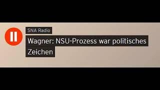 Rechtsextremismus-Experte Wagner: NSU-Prozess war politisches Zeichen (Sputniknews)