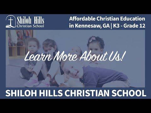 Shiloh Hills Christian School - Why Choose Us?
