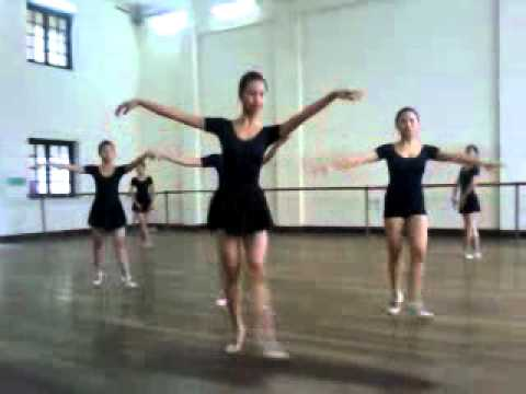 bale nhảy nhỏ (k33)