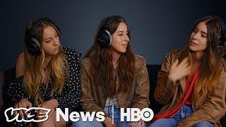 HAIM's Weekly Music Critic Ep  4 (HBO)