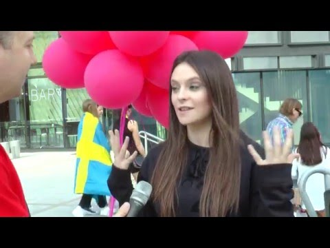 Francesca Michielin, has always dreamed about representing Italy in the eurovision song contest