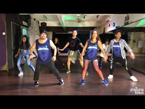 BABY - Clean Bandit feat. Marina & Luis Fonsi - SALSATION® choreography by Eka Yahya