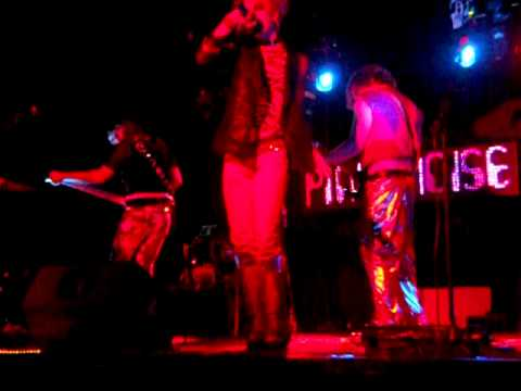 """Pink Noise - """"Fountain Of Youth"""" at Dantes"""