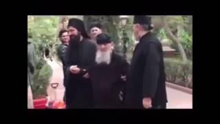 Старец Ефрем благославя след скорошно боледуване - 2017
