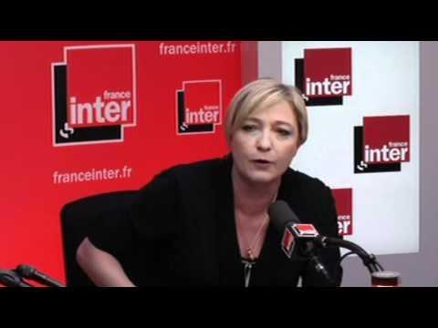 Marine Le Pen, L'interview Par Pascale Clark - Présidentielle 2012