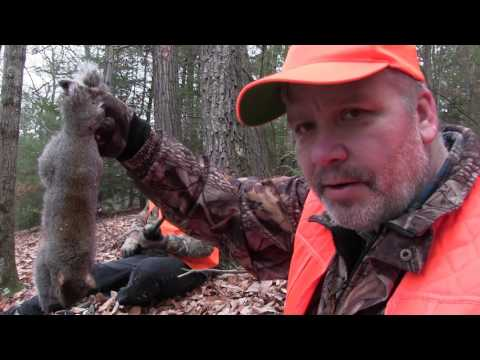 Late Season Squirrel Hunt S2:E5