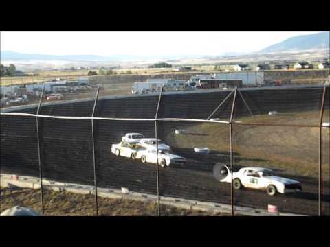 Gallatin Speedway 8-3-12 Heats