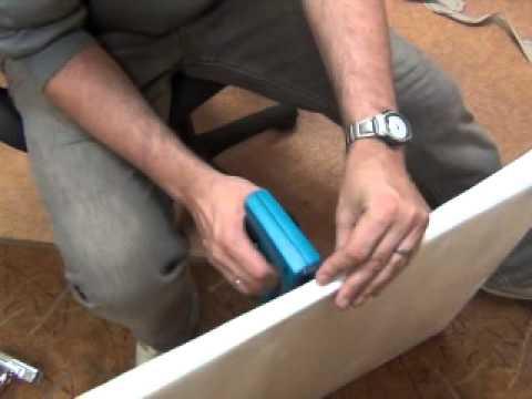 Вопрос: Как натянуть холст на подрамник?