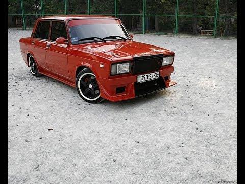 Тюнинг ВАЗ 2105. Тюнинг русских машин