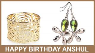 Anshul   Jewelry & Joyas - Happy Birthday