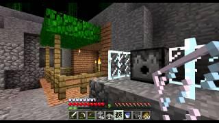 הרפתקאות מיינקראפט פרק 3 חלק 1:מכונת עצים!