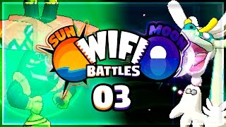 TONY HAWKS SPECTACLES - VS ShadyPenguinn! - LIVE Pokemon Sun and Moon WiFi Battle w/Patterrz!