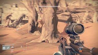 Destiny 31 Kills Clash PvP on Mars - Multiplayer Crucible Gameplay