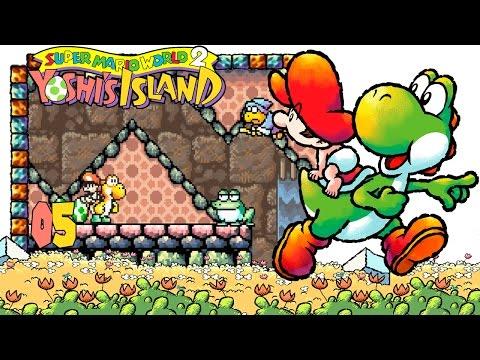 Yoshi's Island - Ep.5 - El castillo del príncipe rana