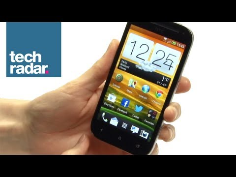 HTC One SV Hands On Review