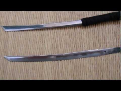 5寸釘ナイフの切れ味