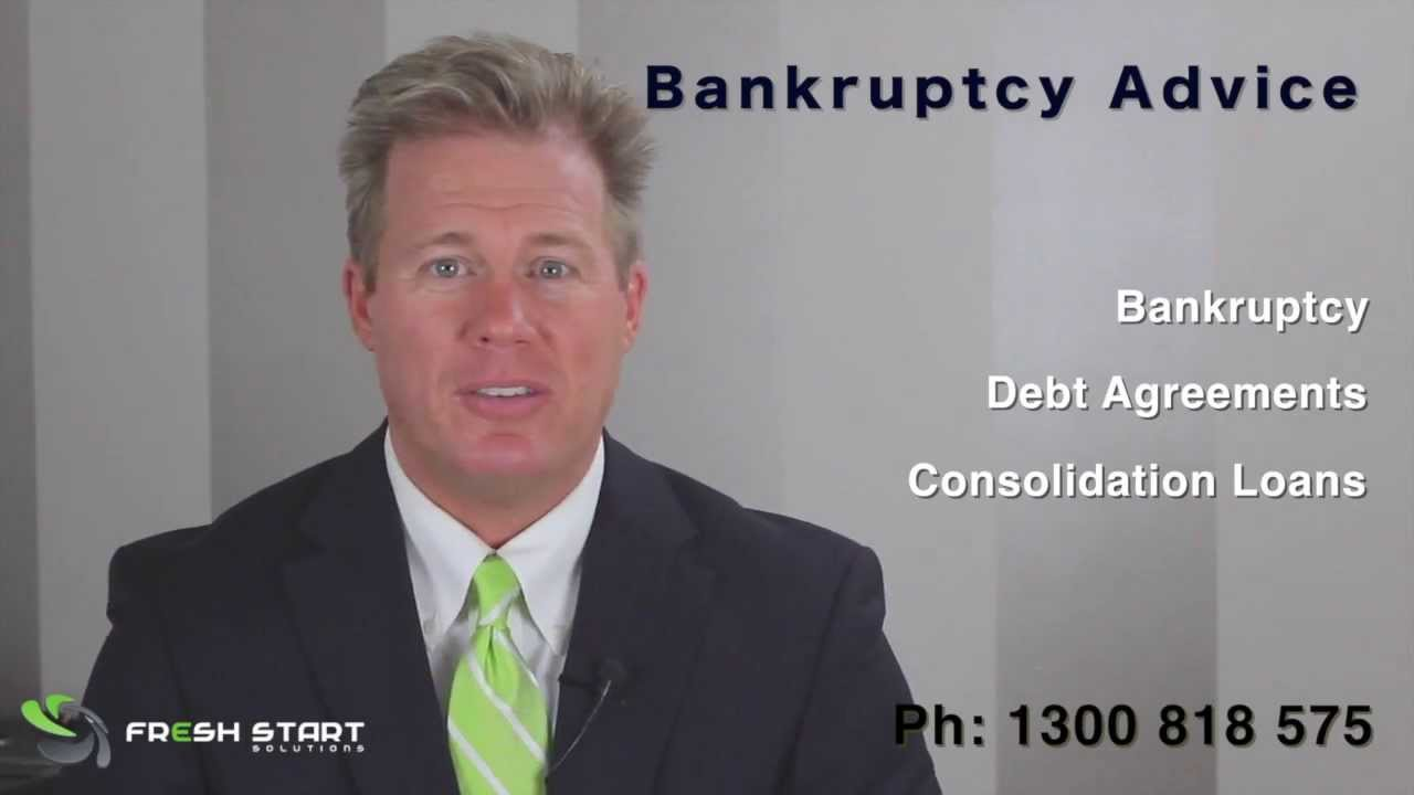 Bankruptcy Debt Agreement Consolidation Loans Compared Youtube