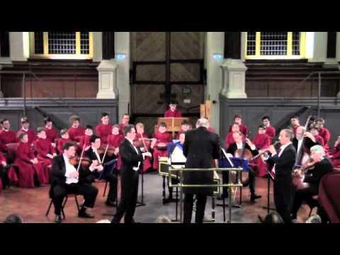 Shlomy Dobrinsky Bach Violin and Oboe Concerto 1st Movement
