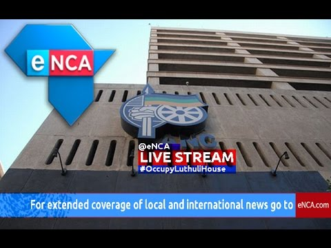 Occupy Luthuli House media briefing