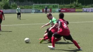 Wartenberger SV II - 1. FC Wilmersdorf II 3:1 - 11. Juni 2017 - Kreisliga A - Saison 2016/17