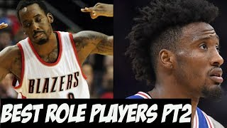 5 NBA Role Players Who Are Having Great 2017 - 2018 Seasons (Part 2)