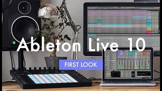 Ableton 10 First Look with Chymera - Track Walkthrough Part 1 - Template Setup, Kick and Hi Hat