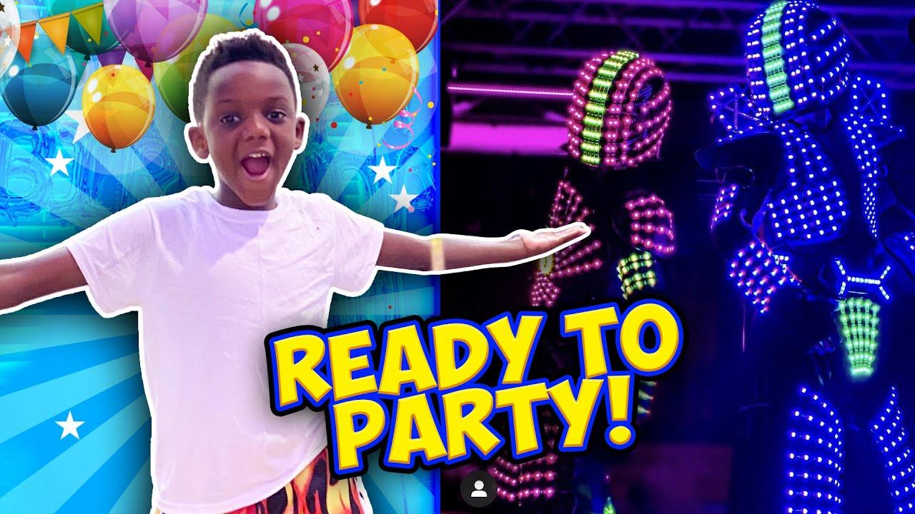 PREPARING FOR SIAHS EPIC BDAY PARTY!!