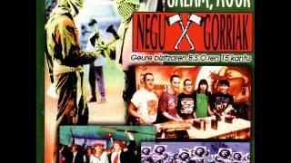 Negu Gorriak - Salam Agur (album completo)