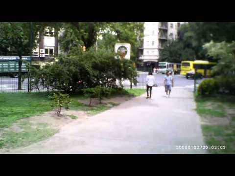 De Palermo a Belgrano (Anteojos HD)
