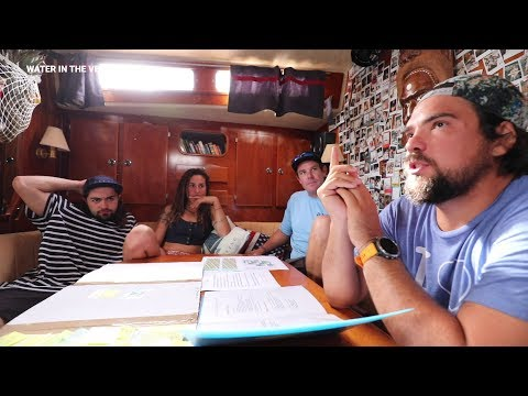Sailing OFFSHORE Safety meeting - SV Delos Safety series - Part 4
