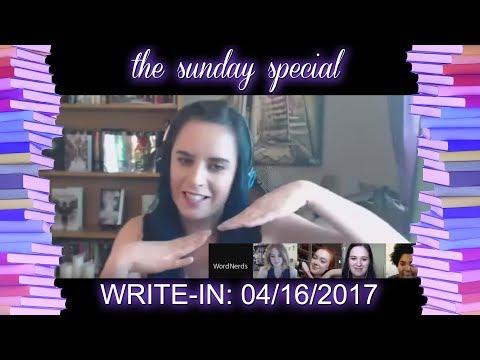 VIRTUAL WRITE-IN 4/16/2017