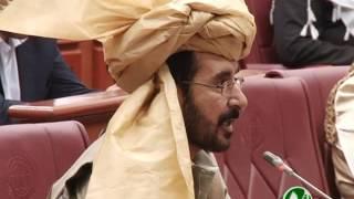 توهین رئیس جمهور غنی در لندن از سوی برخی ها امروز در کابل باعث تنش های لفظی در میان نماینده گان شد