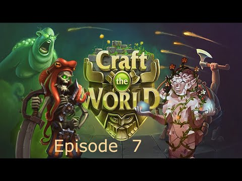 I Want To Fly  | Craft The World Ep 7 |