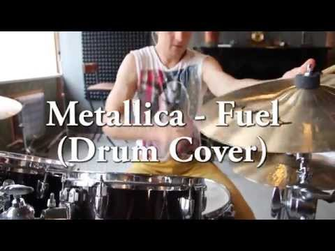 metallica spelar cover